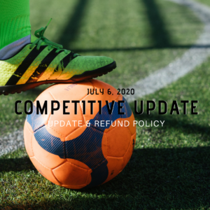 Competitive Update - July 6, 2020