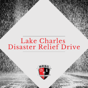 Lake Charles Disaster Relief Drive