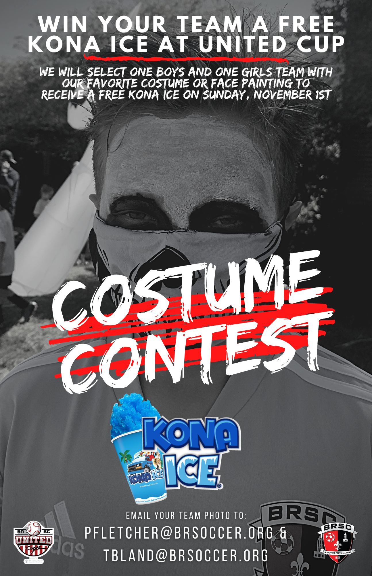 United Cup Costume Contest