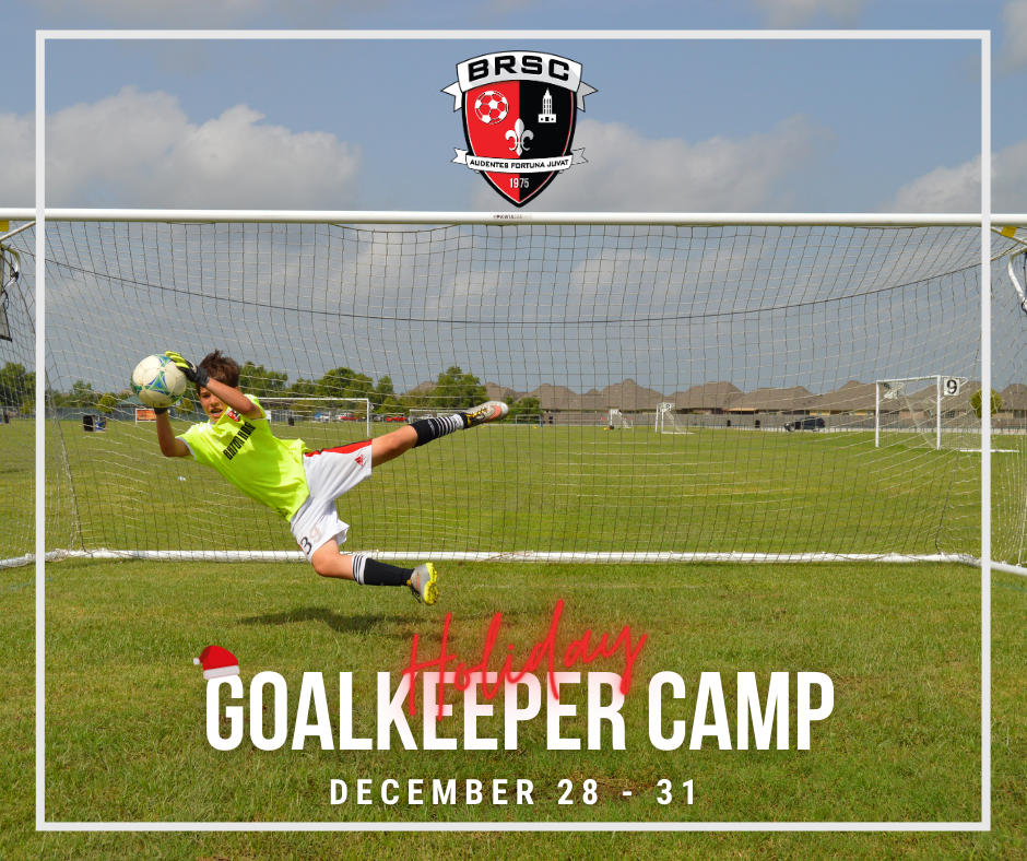 Holiday Goalkeeper Camp