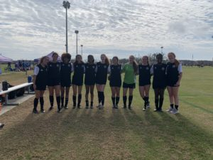 Louisiana Dynamo/Dash 02/03 Girls