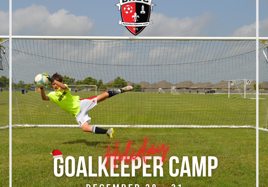 Holiday Goalkeeper Camp