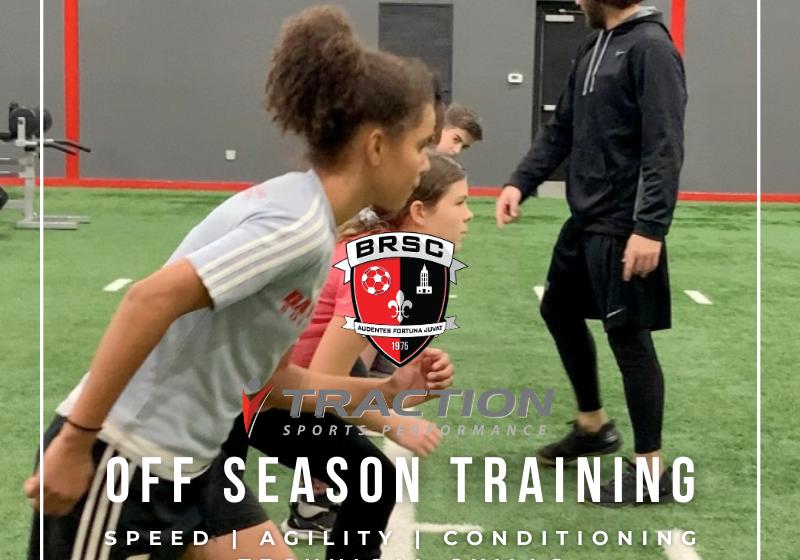 Traction + BRSC Off-season Training